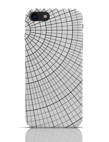 B&W Radial Graph iPhone 7 Covers Cases Online India