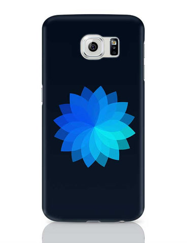 Flower V2 Samsung Galaxy S6 Covers Cases Online India