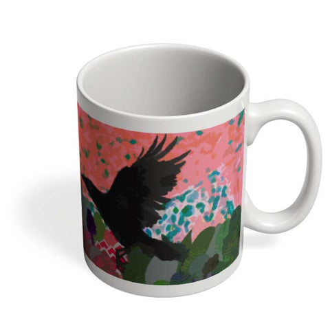 Coffee Mugs Online | Graffiti, Nature Mug Online India