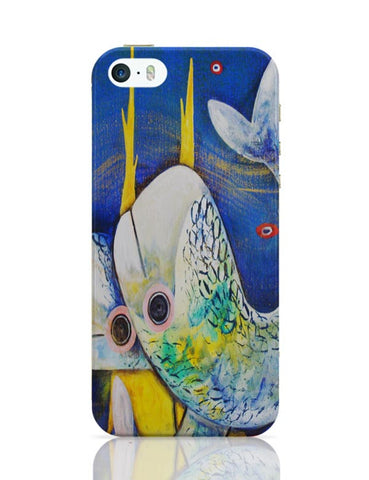 iPhone 5 / 5S Cases & Covers | Fish iPhone 5 / 5S Case Cover Online India