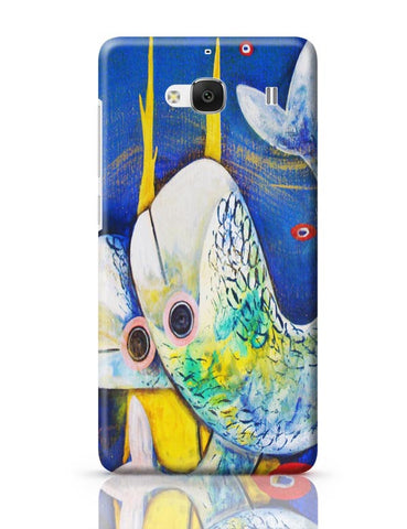 Xiaomi Redmi 2 / Redmi 2 Prime Cover| Fish Redmi 2 / Redmi 2 Prime Case Cover Online India