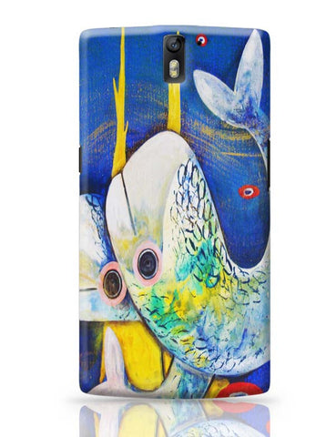 OnePlus One Covers | Fish OnePlus One Case Cover Online India