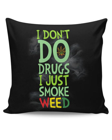PosterGuy | Dum Maro Dum Cushion Cover Online India