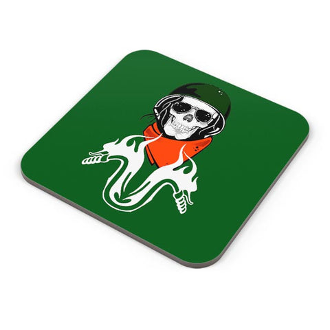 Buy Coasters Online | Ghost Rider Coasters Online India | PosterGuy.in