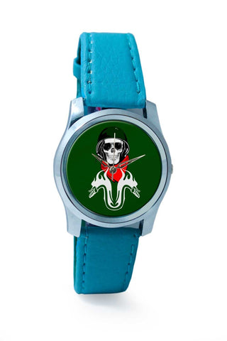 Women Wrist Watch India | Ghost Rider Wrist Watch Online India
