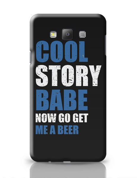 Get Me A Beer Samsung Galaxy A7 Covers Cases Online India
