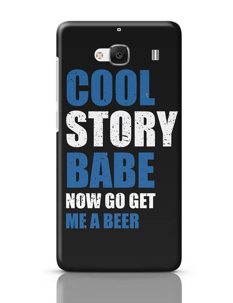 Get Me A Beer Redmi 2 / Redmi 2 Prime Covers Cases Online India