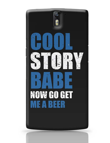 Get Me A Beer OnePlus One Covers Cases Online India
