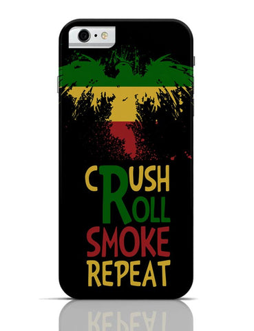 Roll > Repeat iPhone 6 6S Covers Cases Online India