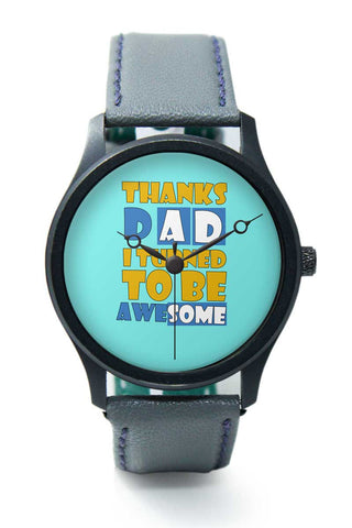 Wrist Watches India | Awesomedad Premium Wrist Watch  Online India.