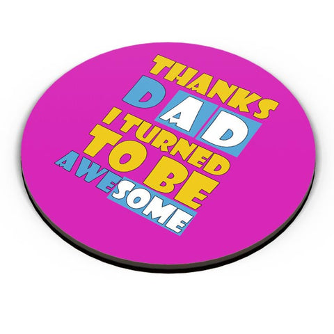 Awesomedad Fridge Magnet Online India