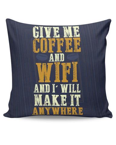 Motivation Cushion Cover Online India