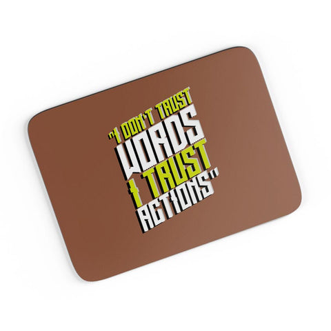 I Trust Action A4 Mousepad Online India
