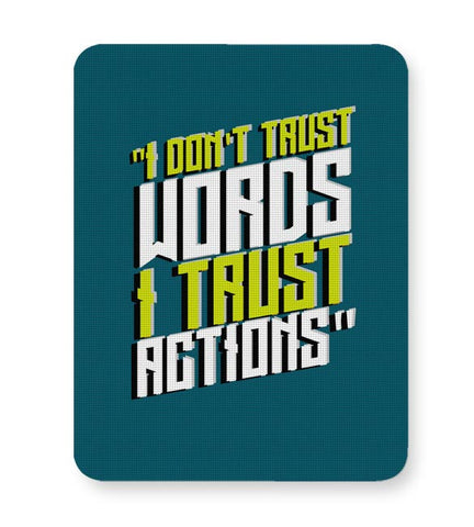 I Trust Action Mousepad Online India