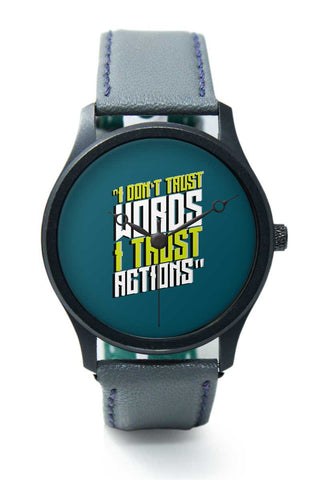 Wrist Watches India | I Trust Action Premium Wrist Watch  Online India.