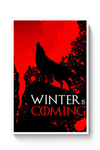 Winter Is Coming Poster Online India