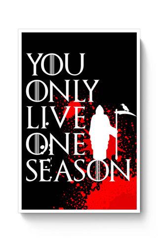 One Season Poster Online India