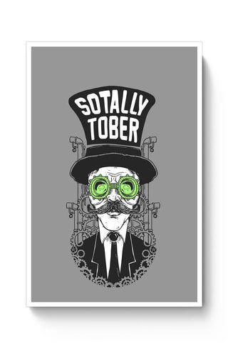 Buy Sotally Sobber Poster