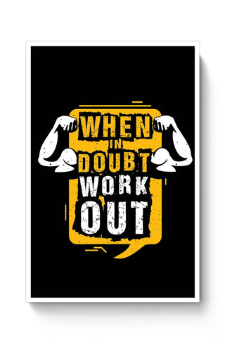 Buy Work Out Poster