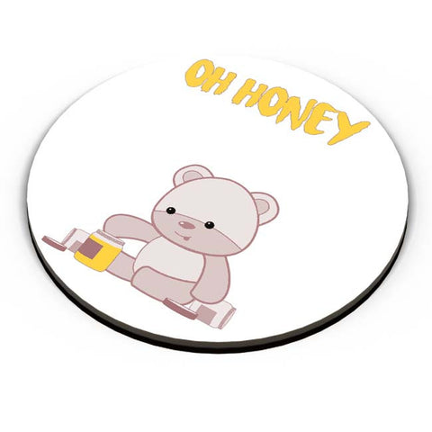 PosterGuy | Honey Bear Fridge Magnet Online India by Mannupotter8383