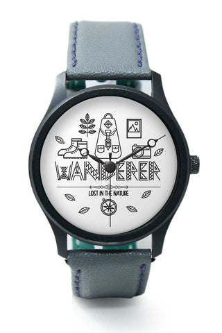 Wrist Watches India | Wanderer Series Premium Wrist Watch  Online India.