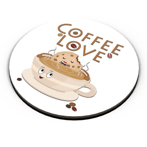 Coffee Love Fridge Magnet Online India