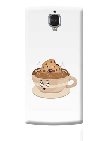 Coffee Love OnePlus 3 Covers Cases Online India