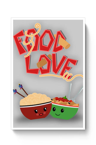 FoodLove Poster Online India