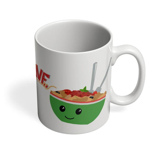 FoodLove Coffee Mug Online India