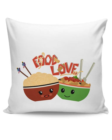 FoodLove Cushion Cover Online India