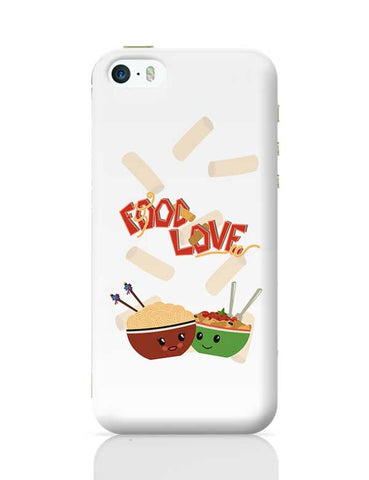 FoodLove iPhone 5/5S Covers Cases Online India