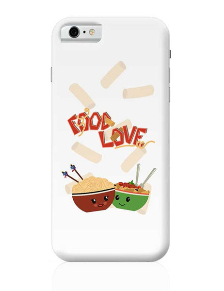 FoodLove iPhone 6 6S Covers Cases Online India