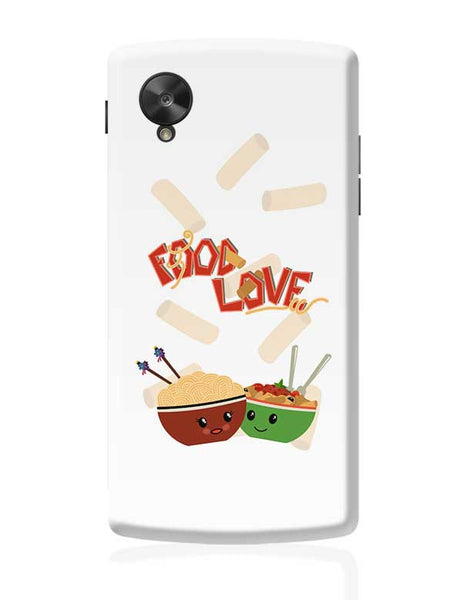 FoodLove Google Nexus 5 Covers Cases Online India