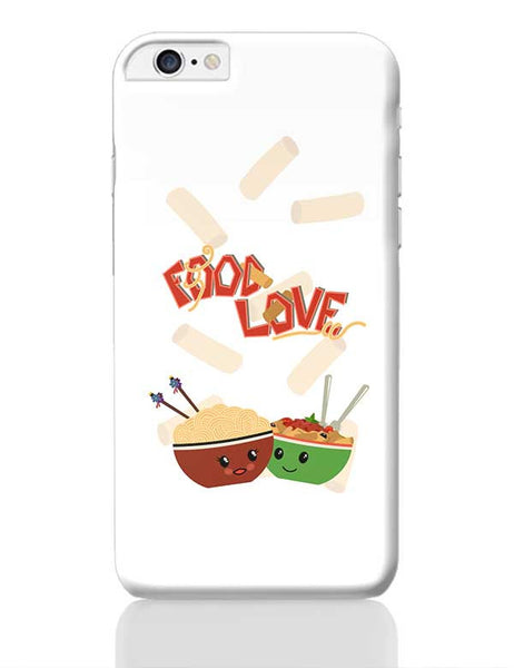 FoodLove iPhone 6 Plus / 6S Plus Covers Cases Online India