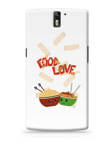 FoodLove OnePlus One Covers Cases Online India