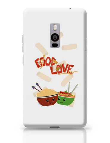 FoodLove OnePlus Two Covers Cases Online India