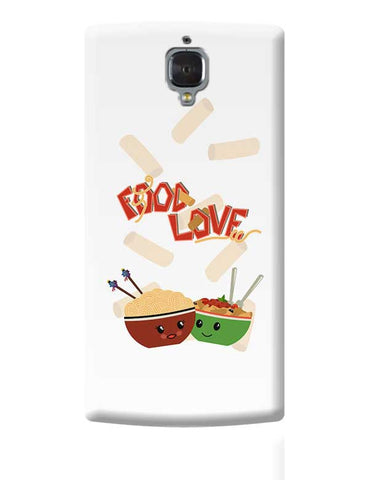 FoodLove OnePlus 3 Covers Cases Online India