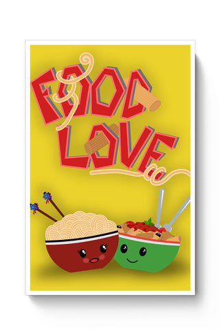 Buy FoodLove Poster