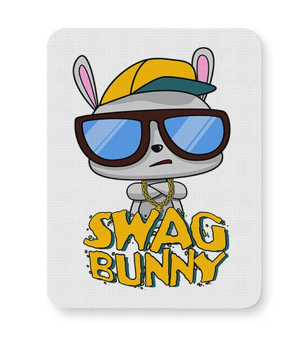 Swag Bunny Mousepad Online India