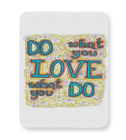 Buy Mousepads Online India | Do What You Love Mouse Pad Online India