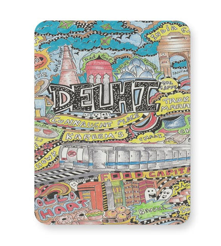 Buy Mousepads Online India | Delhi Belly Mouse Pad Online India