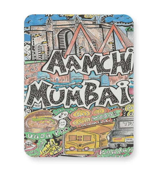 Buy Mousepads Online India | Aamchi Mumbai Mouse Pad Online India