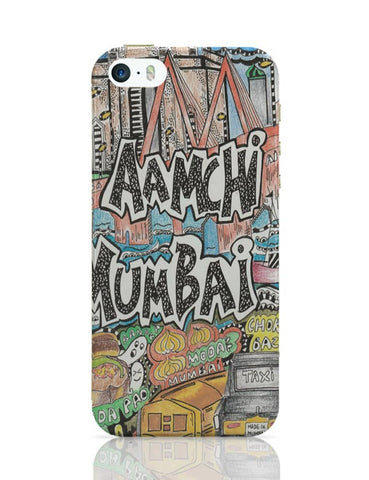 iPhone 5 / 5S Cases & Covers | Aamchi Mumbai iPhone 5 / 5S Case Cover Online India