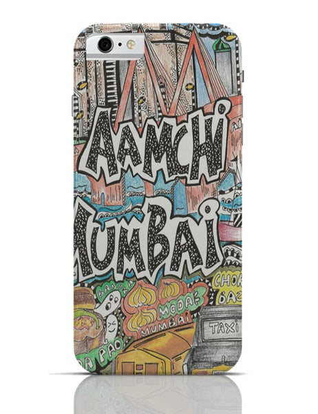 iPhone 6/6S Covers & Cases | Aamchi Mumbai iPhone 6 / 6S Case Cover Online India