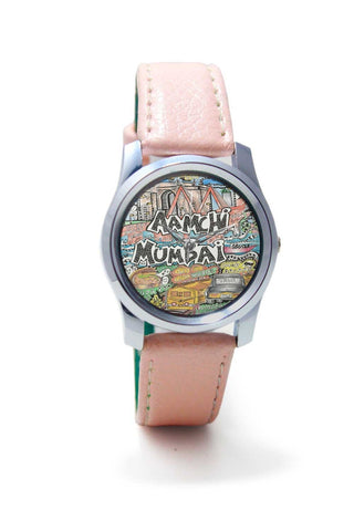 Women Wrist Watch India | Aamchi Mumbai Wrist Watch Online India