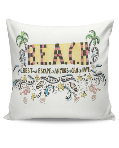 Beach Cushion Cover Online India
