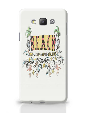 Beach Samsung Galaxy A7 Covers Cases Online India