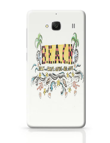 Beach Redmi 2 / Redmi 2 Prime Covers Cases Online India