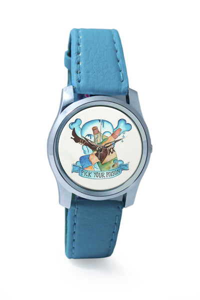 Women Wrist Watch India | pick your poison Wrist Watch Online India
