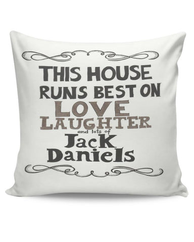 Jack Daniels Quote1 Cushion Cover Online India